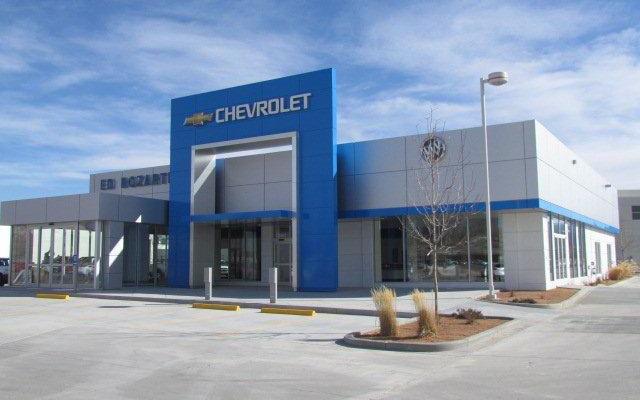 Ed Bozarth Chevrolet – Grand Junction, CO – PNCI Construction
